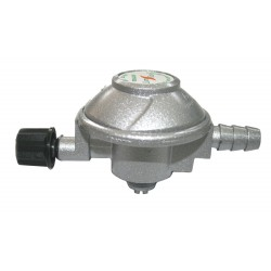 Camping gaz low pressure regulator 30 mbar.Adaptable to Blue Bottle.