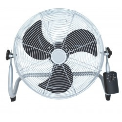 High velocity Air circulator 30/40/45 and 50 cm respectively.
