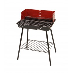 Barbecue with square grill 57 x40
